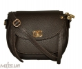 Women's bag 35569 dark brown 4