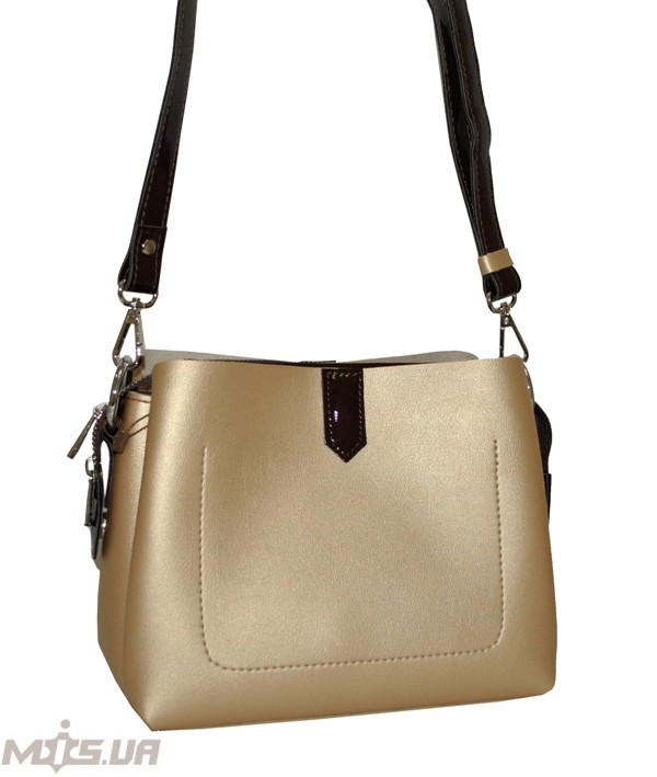 Women's bag 35523 golden